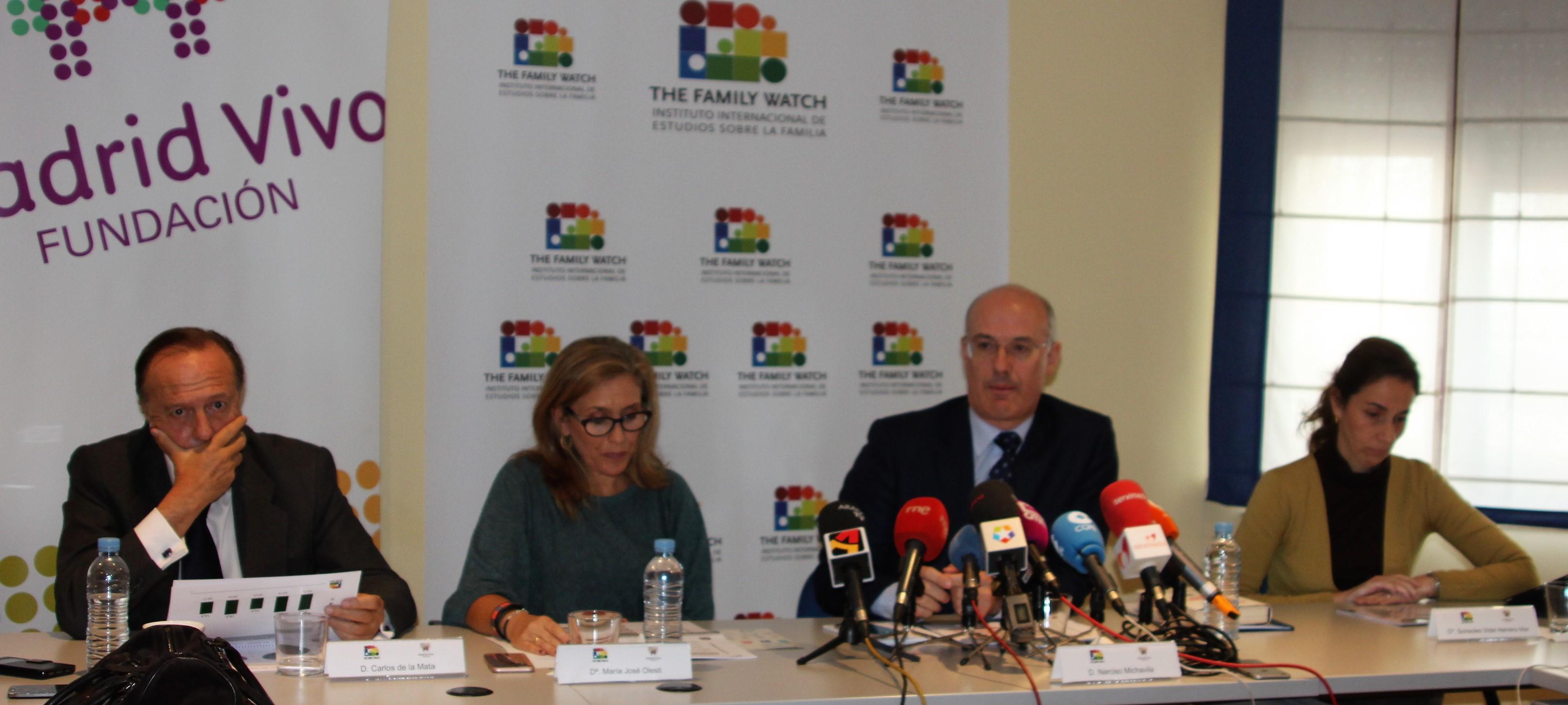 SE PRESENTA EL VI BARÓMETRO THE FAMILY WATCH SOBRE LA FAMILIA EN ESPAÑA