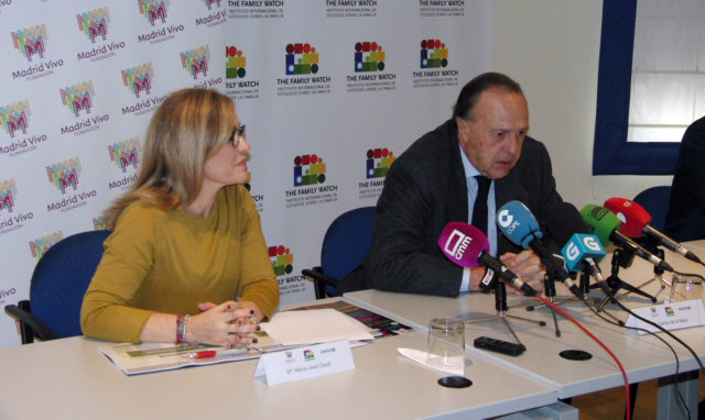 Madrid Vivo patrocina el VII Barómetro de la Familia en España