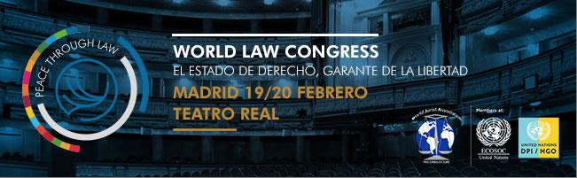 """Participamos en el """"World Law Congress"""""""
